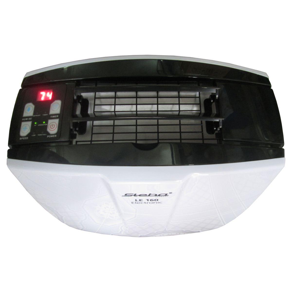 Bảng điều khiển của máy hút ẩm Steba LE160