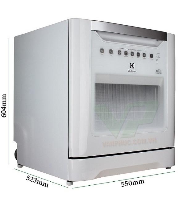 www.kenhraovat.com: Giá máy rửa bát Electrolux ESF6010BW 8 bộ