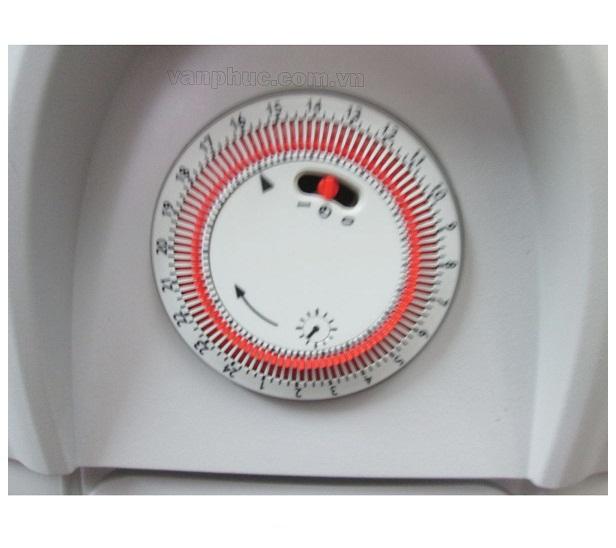 Chức năng hẹn giờ của máy sưởi dầu Saiko OR-5213T