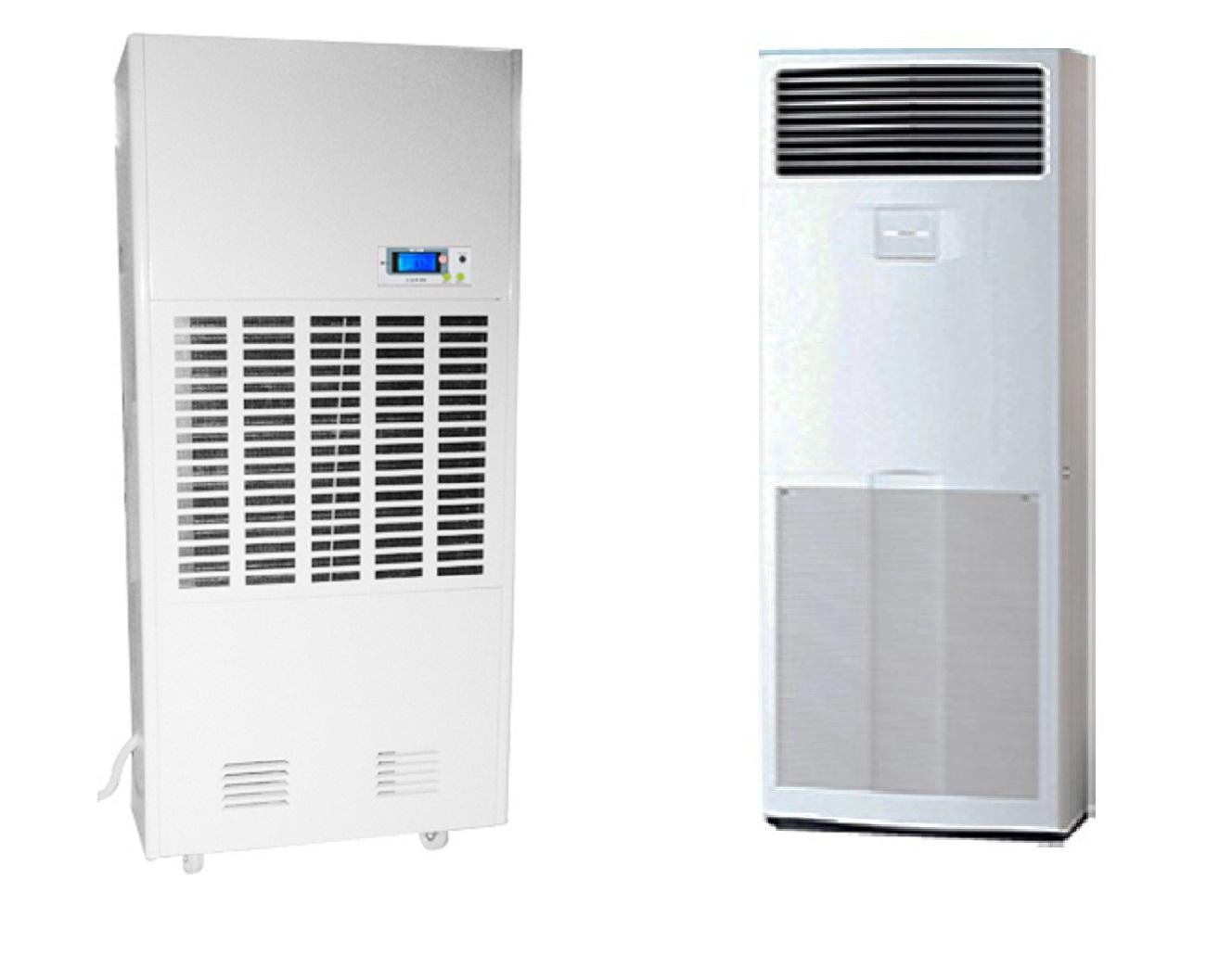 Có điều hòa có cần mua máy hút ẩm công nghiệp?