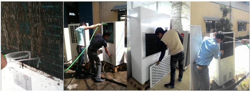 Dịch vụ bảo trì thường niên máy hút ẩm công nghiệp FujiE