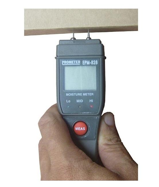 Ứng dụng phổ biến của đồng hồ đo độ ẩm gỗ cầm tay Prometer EPM-828