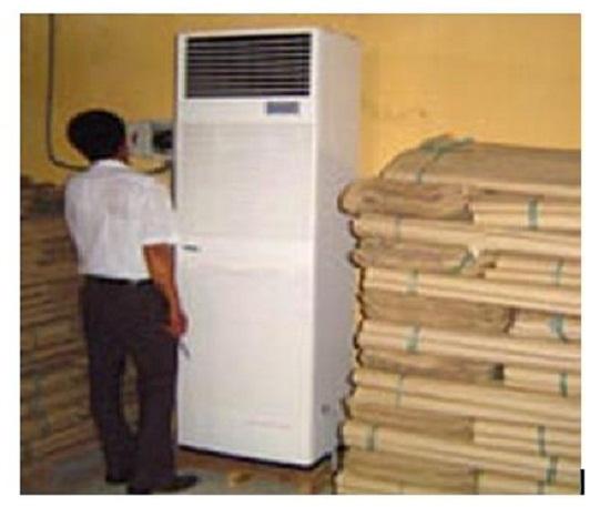 Máy hút ẩm công nghiệp HM-1688D