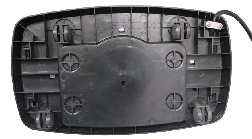 Bánh xe duy chuyển thuận tiện của máy hút ẩm Edison