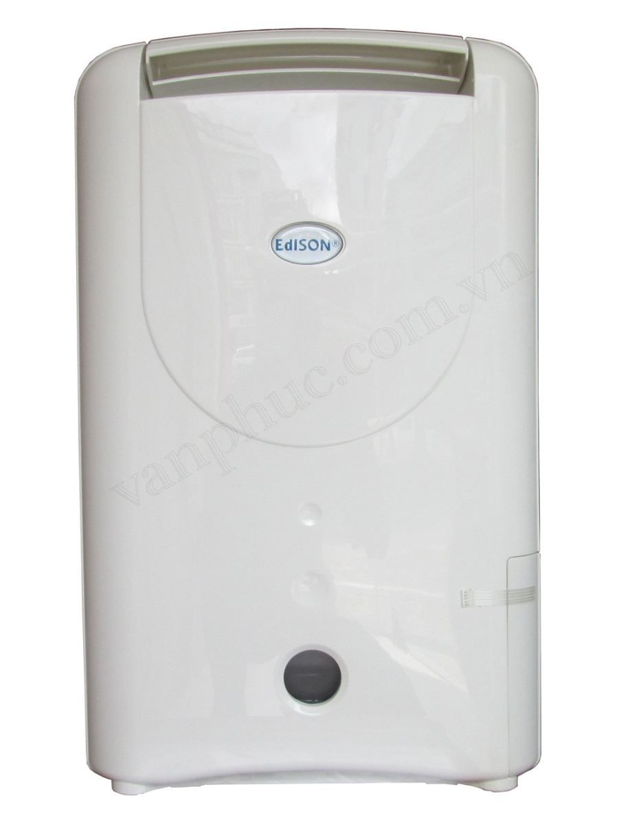Mặt sườn của máy hút ẩm Edison ED-7R