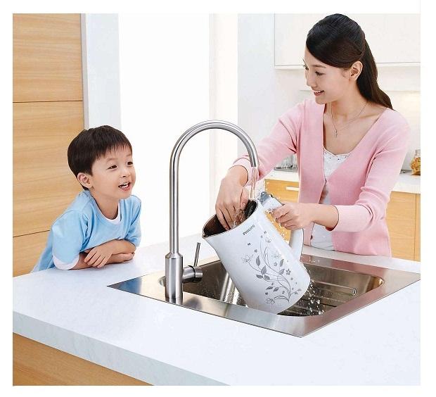 Dễ vệ sinh hơn với máy làm sữa đậu nành Philips HD2072
