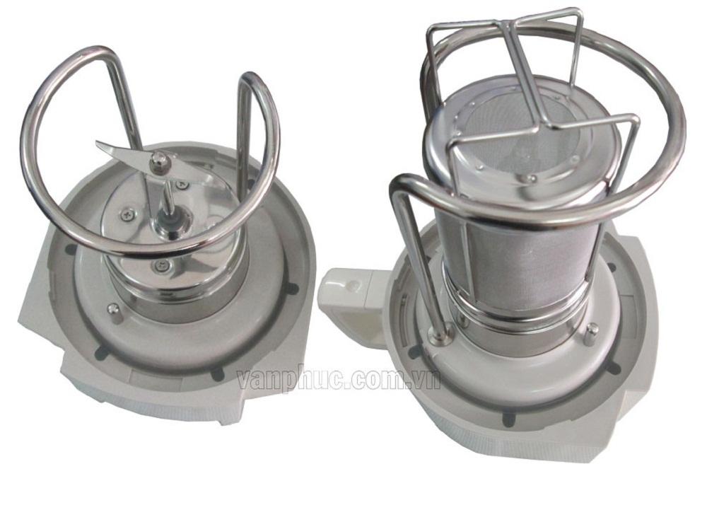 Những bộ phận chính của máy làm sữa đậu nành Soylove IOM-801A