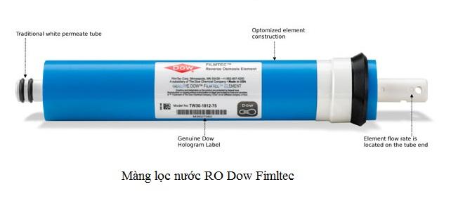 Màng lọc nước RO Dow của máy lọc Kangaroo KG110