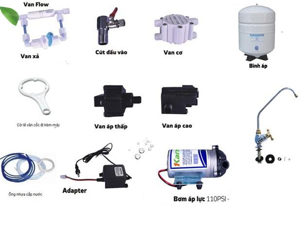 Phụ kiện máy lọc nước Kangaroo KG110