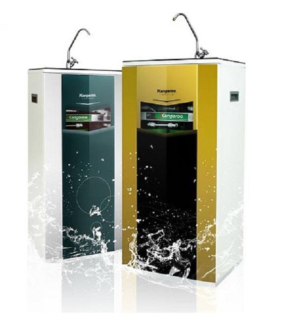 Máy lọc nước kangaroo kg110 tủ cường lực