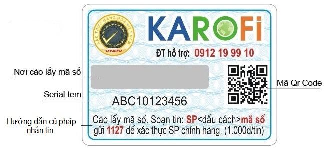 Cách phân biệt máy lọc nước Karofi chính hãng