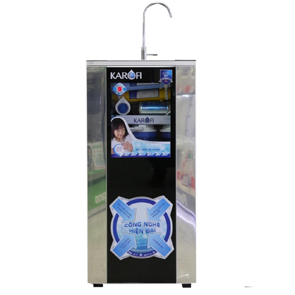 Máy lọc nước Karofi KT80 tủ cường lực