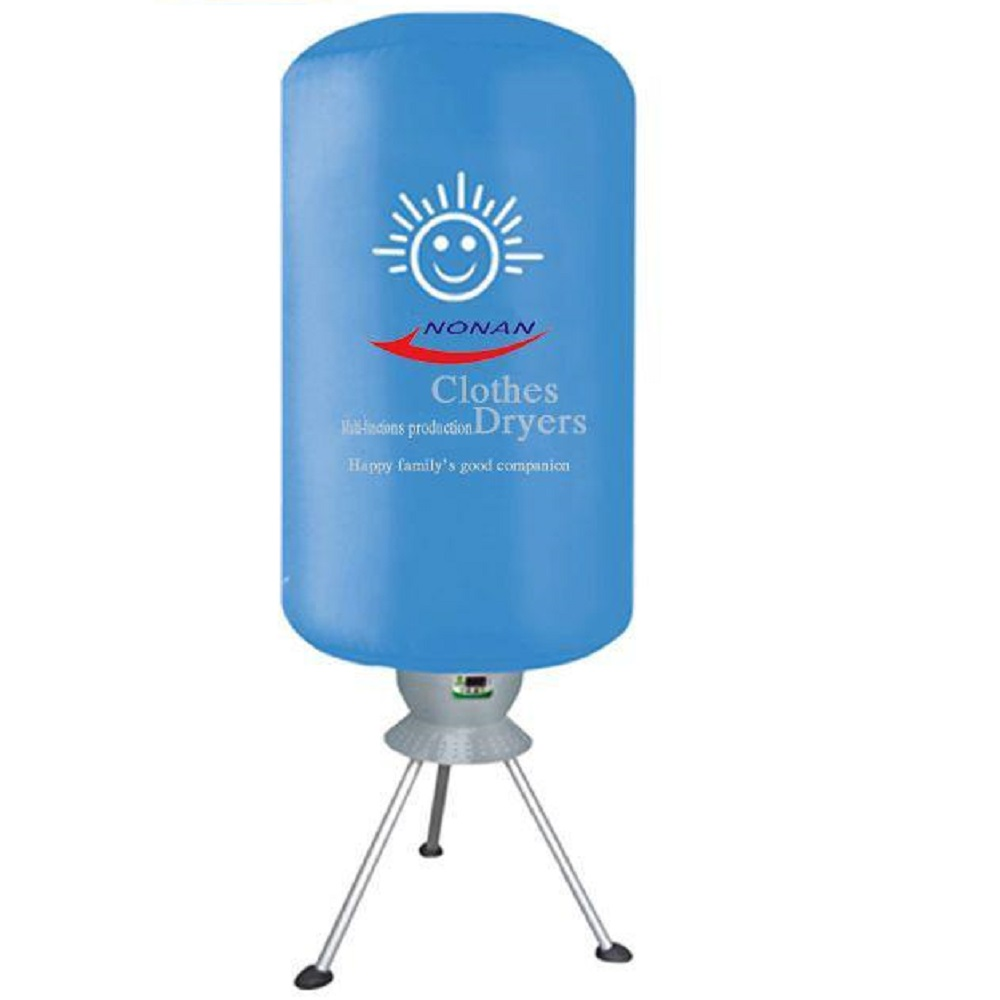 Máy sấy quần áo Nonan 003 có đèn UV diệt khuẩn