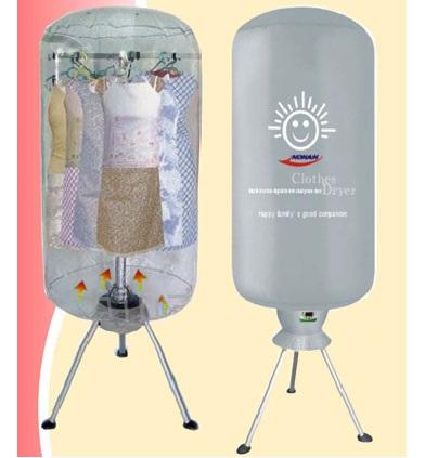 Máy sấy quần áo Nonan 003 công nghệ Nhật Bản ưu việt